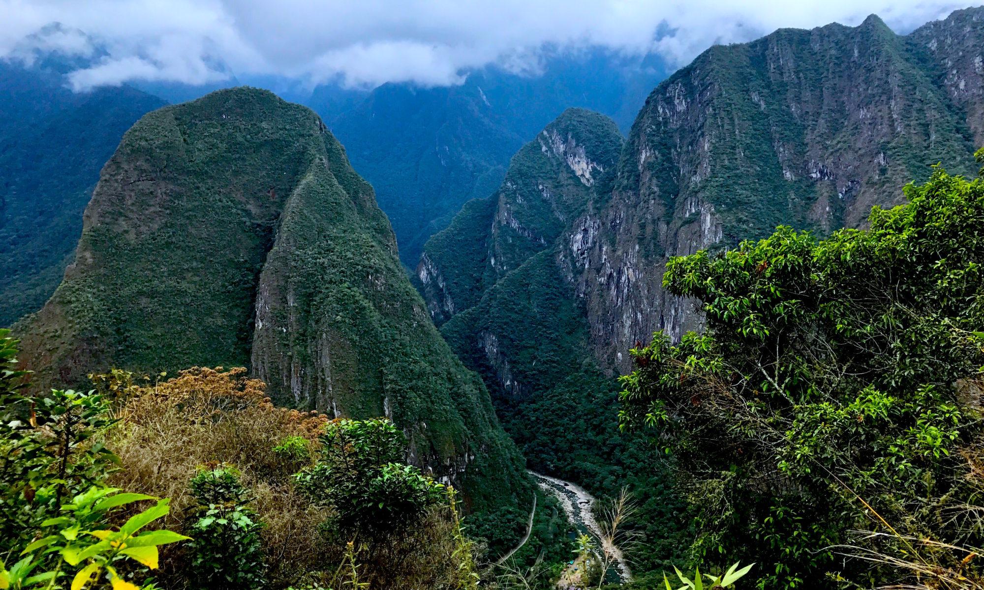 Proyecto Peru Blog