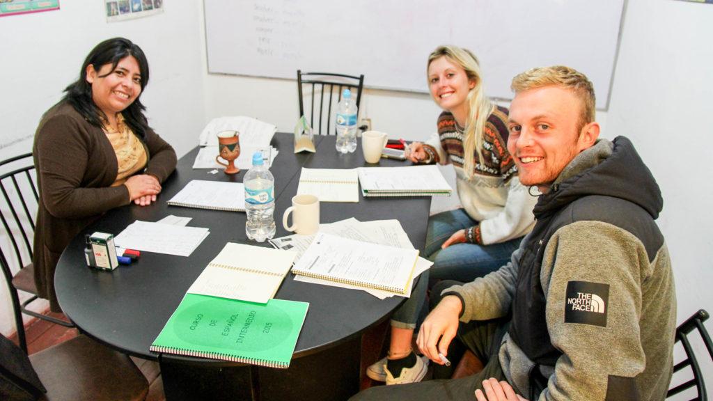 study spanish proyecto Peru