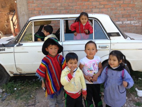 Proyecto Peru Volunteer Programs
