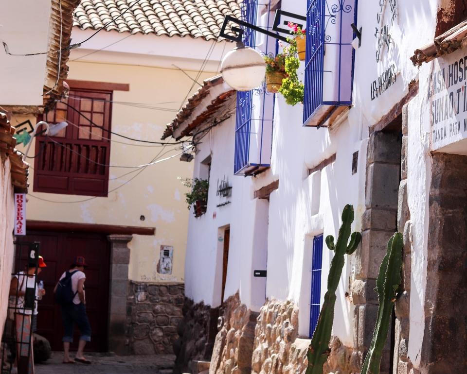 Street Cusco