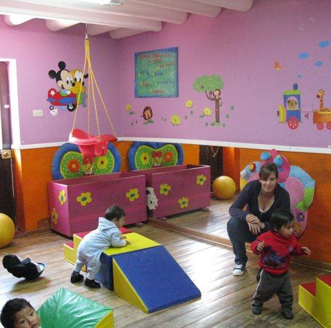 kindergarten volunteering